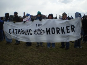 Dorothy Day Catholic Workers & friends